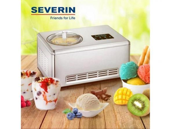 Домашняя мороженица SEVERIN