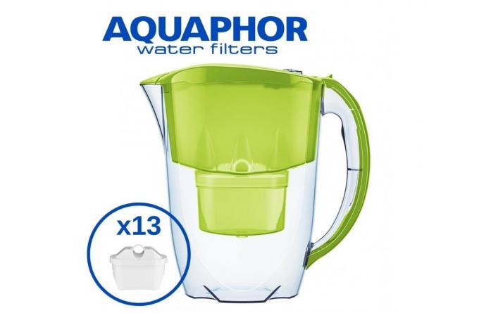 Фильтр-Кувшин Jasper (2,8 Л) - включает 13 фильтров